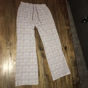 Gillian & O'Malley pajama bottoms size M